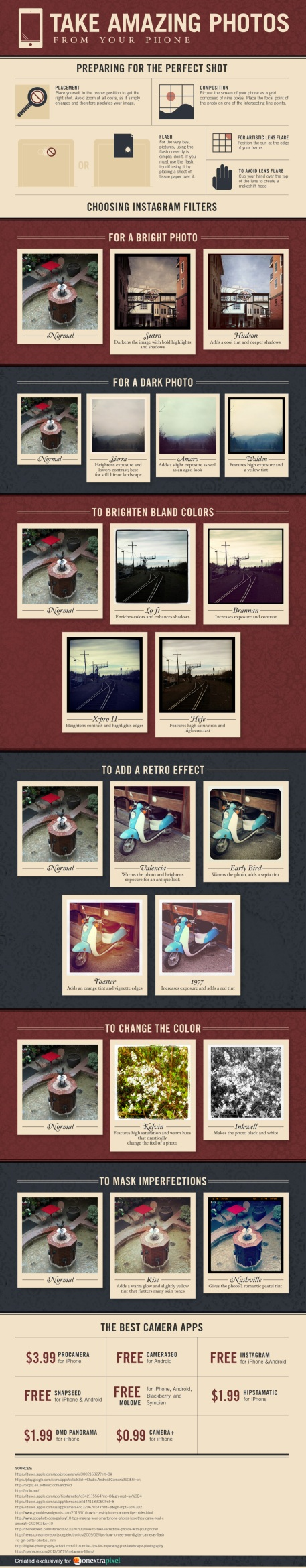 Filter Infographic